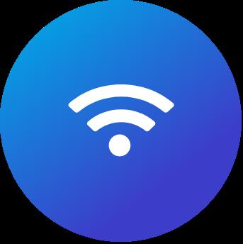 icoon voor wi-fi